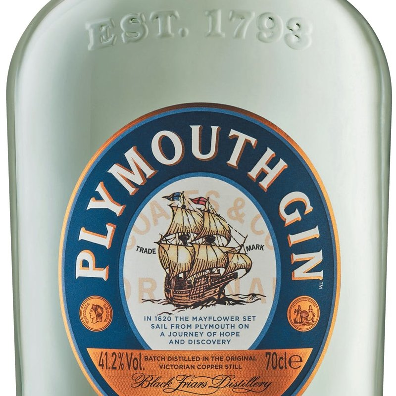 Plymouth Distilling Gin