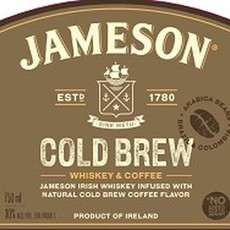 Jameson Irish Whiskey Cold Brew 50mL