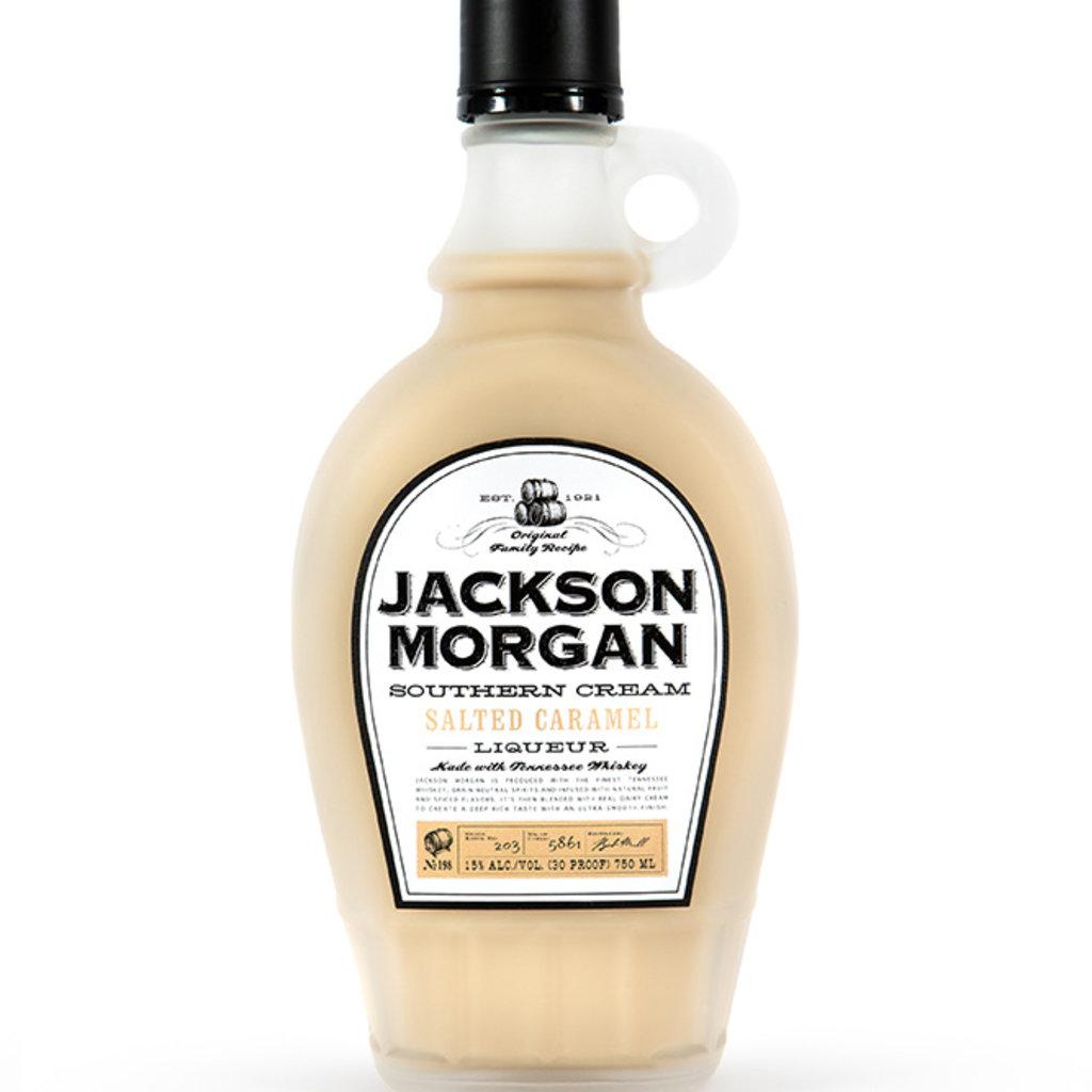 Jackson Morgan Salted Caramel 375mL