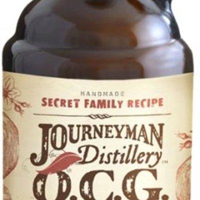Journeyman Distillery O.C.G Apple Liqueur