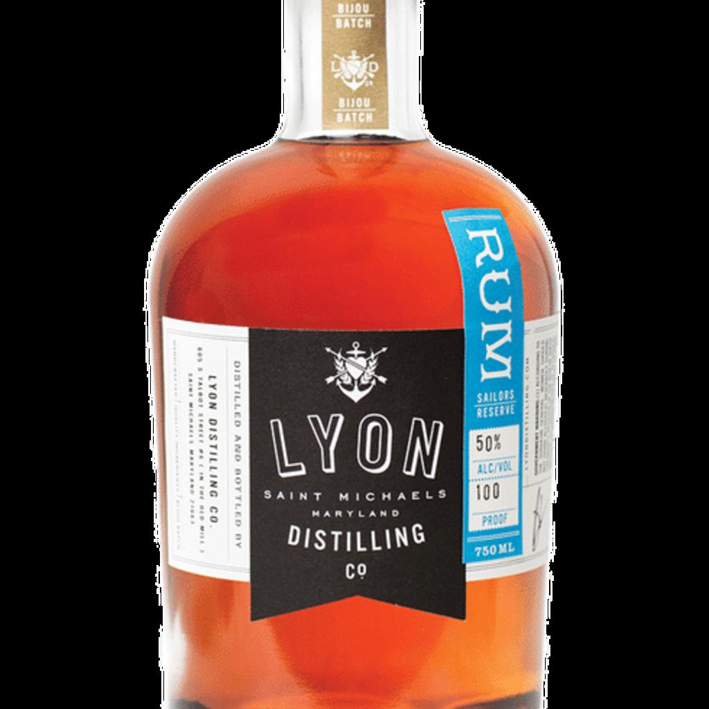 Lyon Distilling Sailors Reserve Rum 750mL
