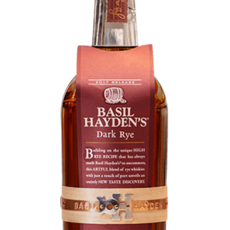 Basil Hayden's Kentucky Straight Dark Rye Whiskey