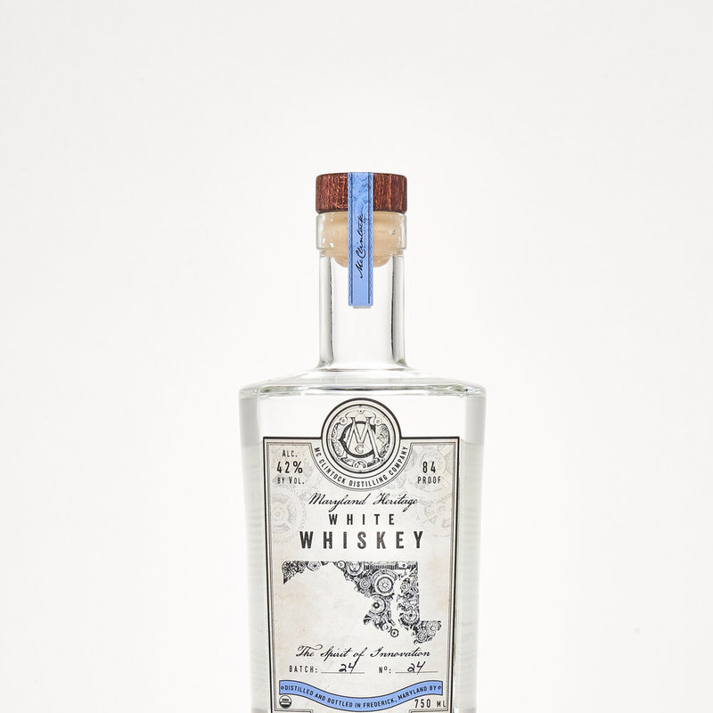 McClintock Distilling Heritage White Whiskey