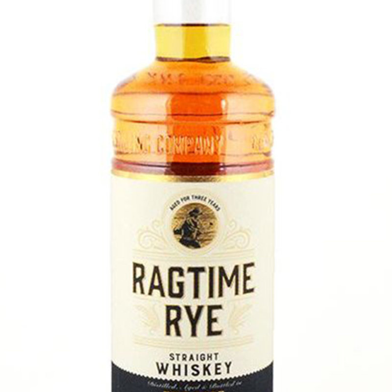 New York Distilling Ragtime Rye American Straight Whiskey