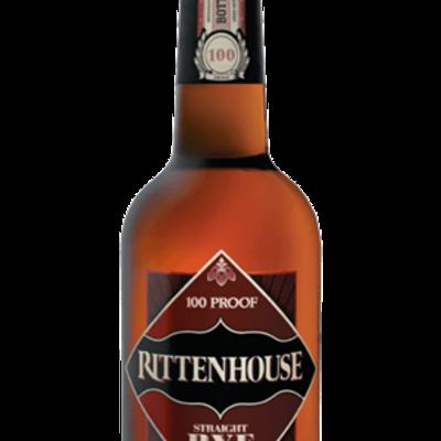 Rittenhouse Bottled in Bond Straight Rye Whiskey