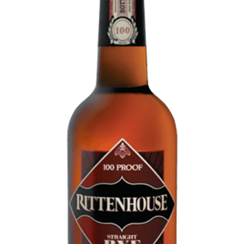 Rittenhouse Bottled in Bond Straight Rye Whiskey