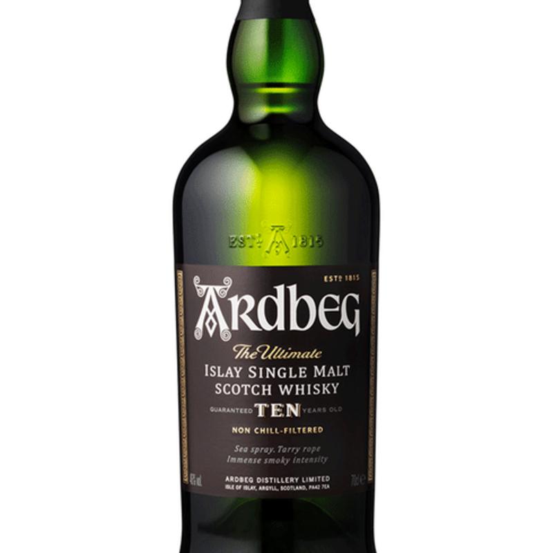 Ardbeg 10 Year Old Single Malt Scotch