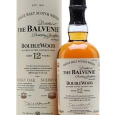 Balvenie Double Wood 12 Year Single Malt Scotch