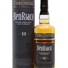 BenRiach 10 Year Single Malt Scotch