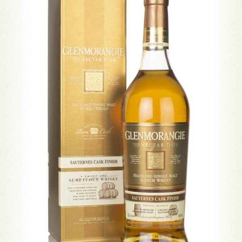 Glenmorangie Nectar D'or Single Malt Scotch