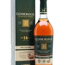 Glenmorangie Quinta Ruban 14 Year Single Malt Scotch