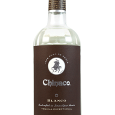 Chinaco Blanco Tequila