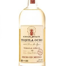 Tequila Ocho Anejo Las Presas 2018
