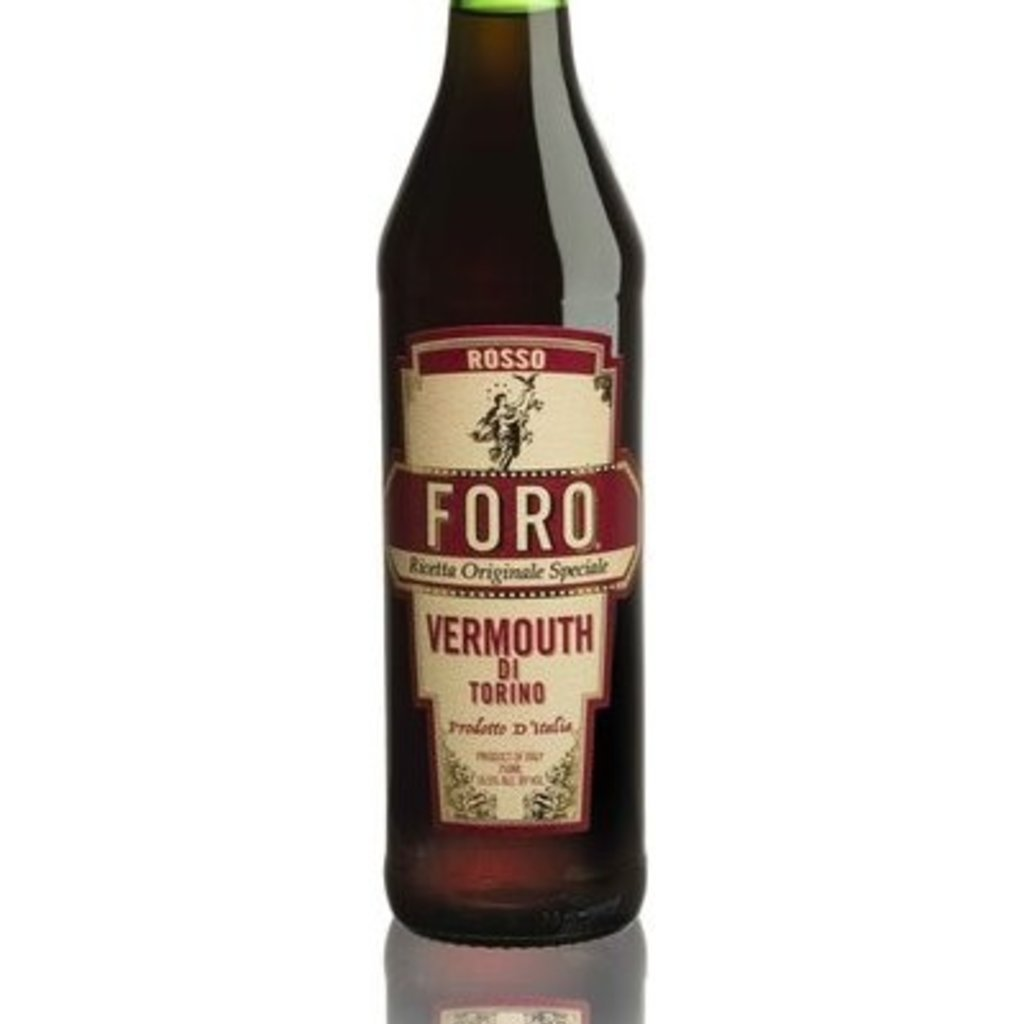 Foro Vermouth Rosso 750mL