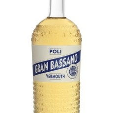 "Poli ""Gran Bassano"" Bianco Vermouth 750mL"