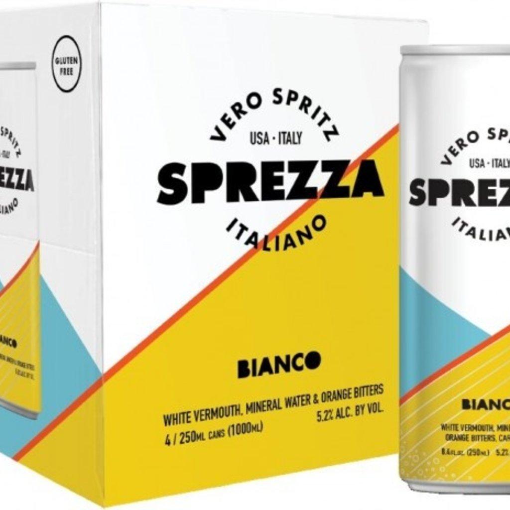 Sprezza Bianco Vermouth 4-pack
