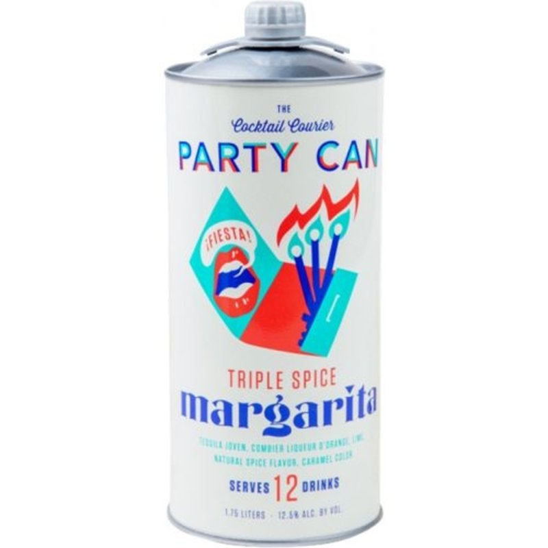 Party Can Triple Spice Margarita, 1.75L