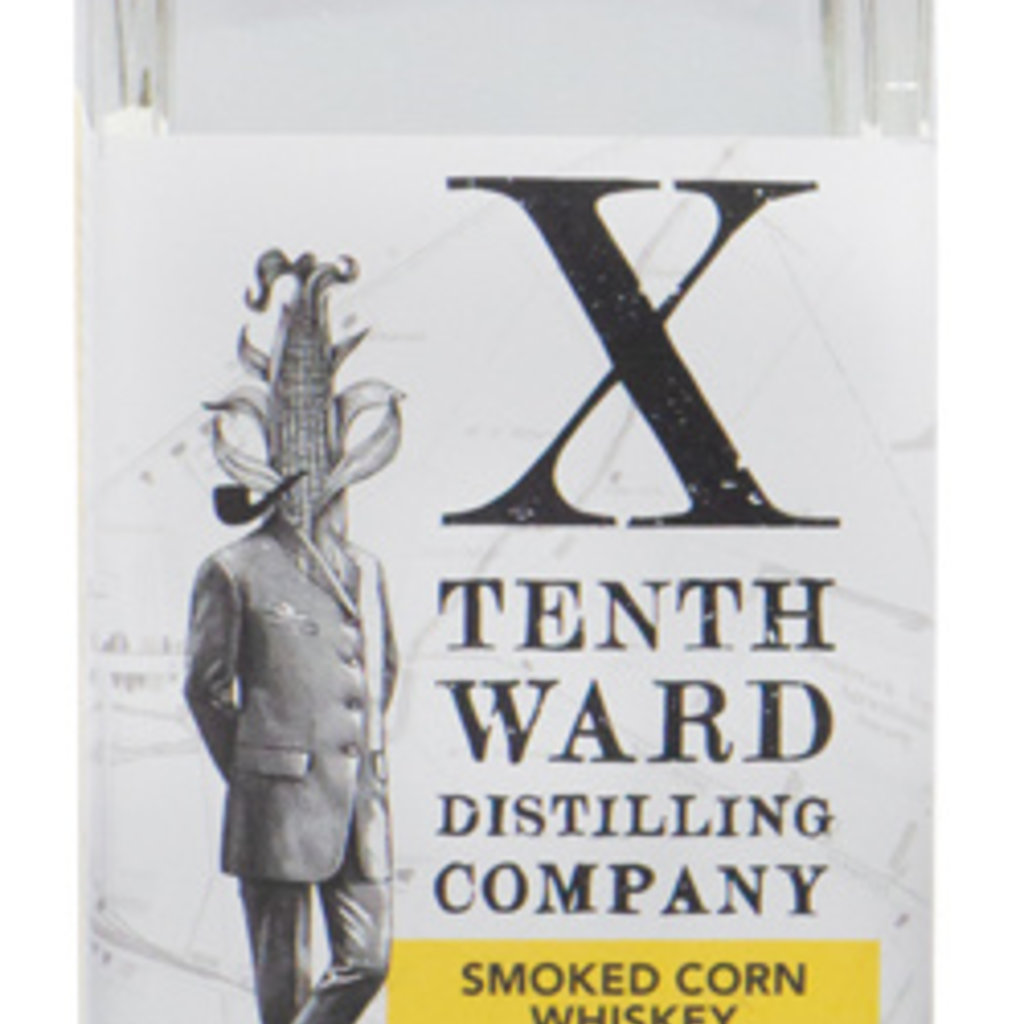 Tenth Ward Smoked Corn Whiskey 375mL