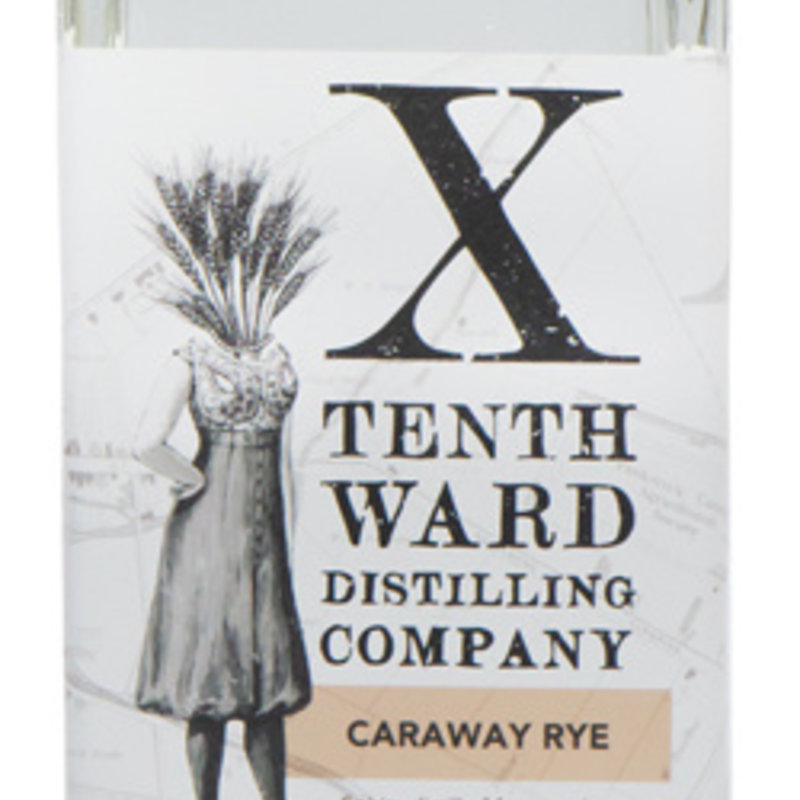 Tenth Ward Caraway Rye 375mL