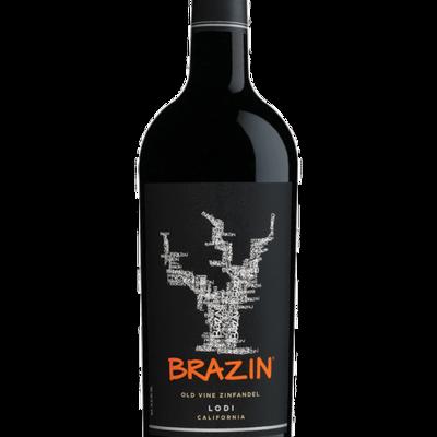 Brazin Old Vine Zinfandel 2017