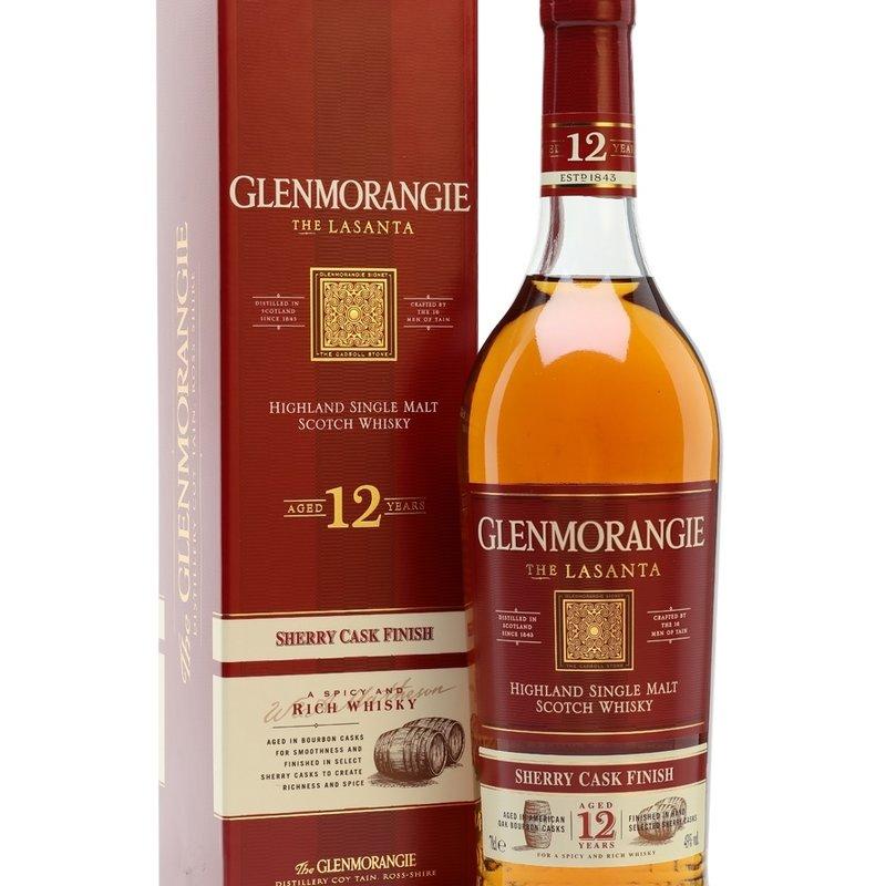 Glenmorangie Lasanta Sherry-Cask Finish Scotch