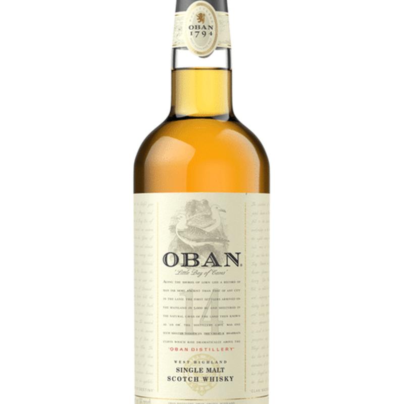 Oban 14 Year