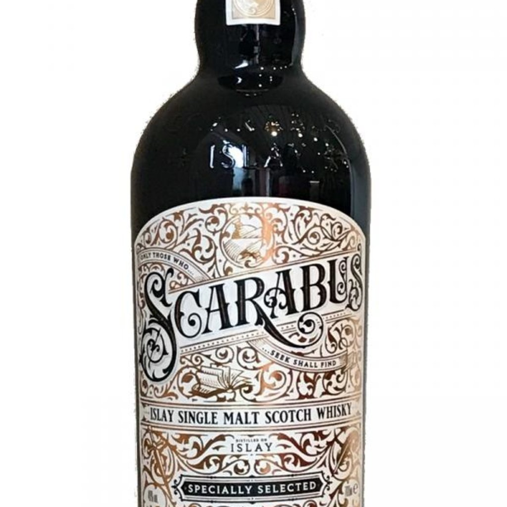 Scarabus Islay Single Malt Scotch Whisky