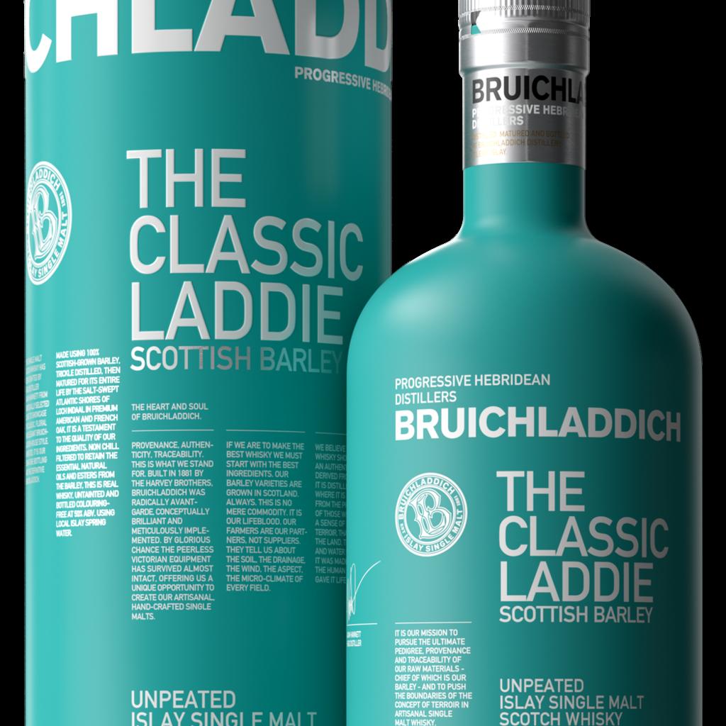 Bruichladdich The Classic Laddie Single Malt Scotch Whisky
