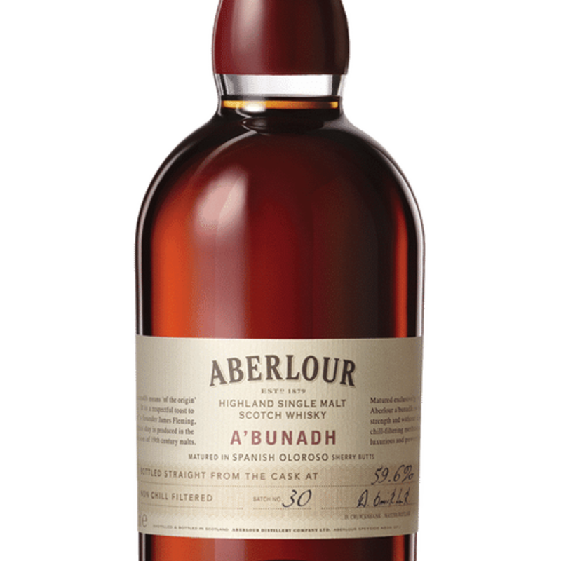 Aberlour A'Bunadh Single Malt Scotch