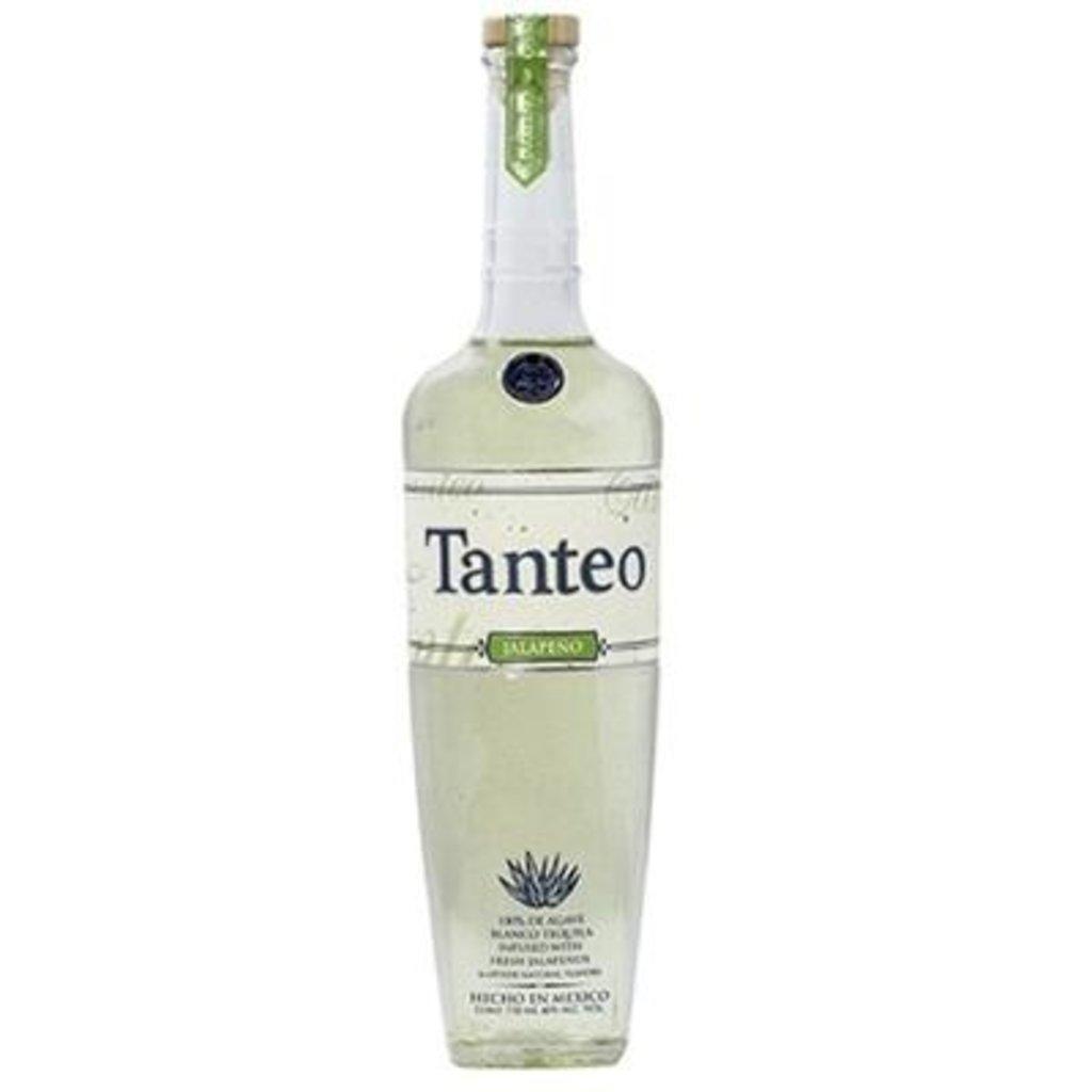 Tanteo Jalapeno Tequila