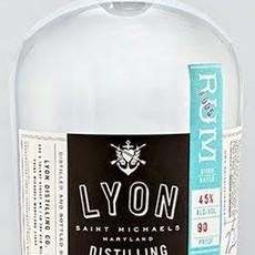 Lyon Distilling White Rum 750mL