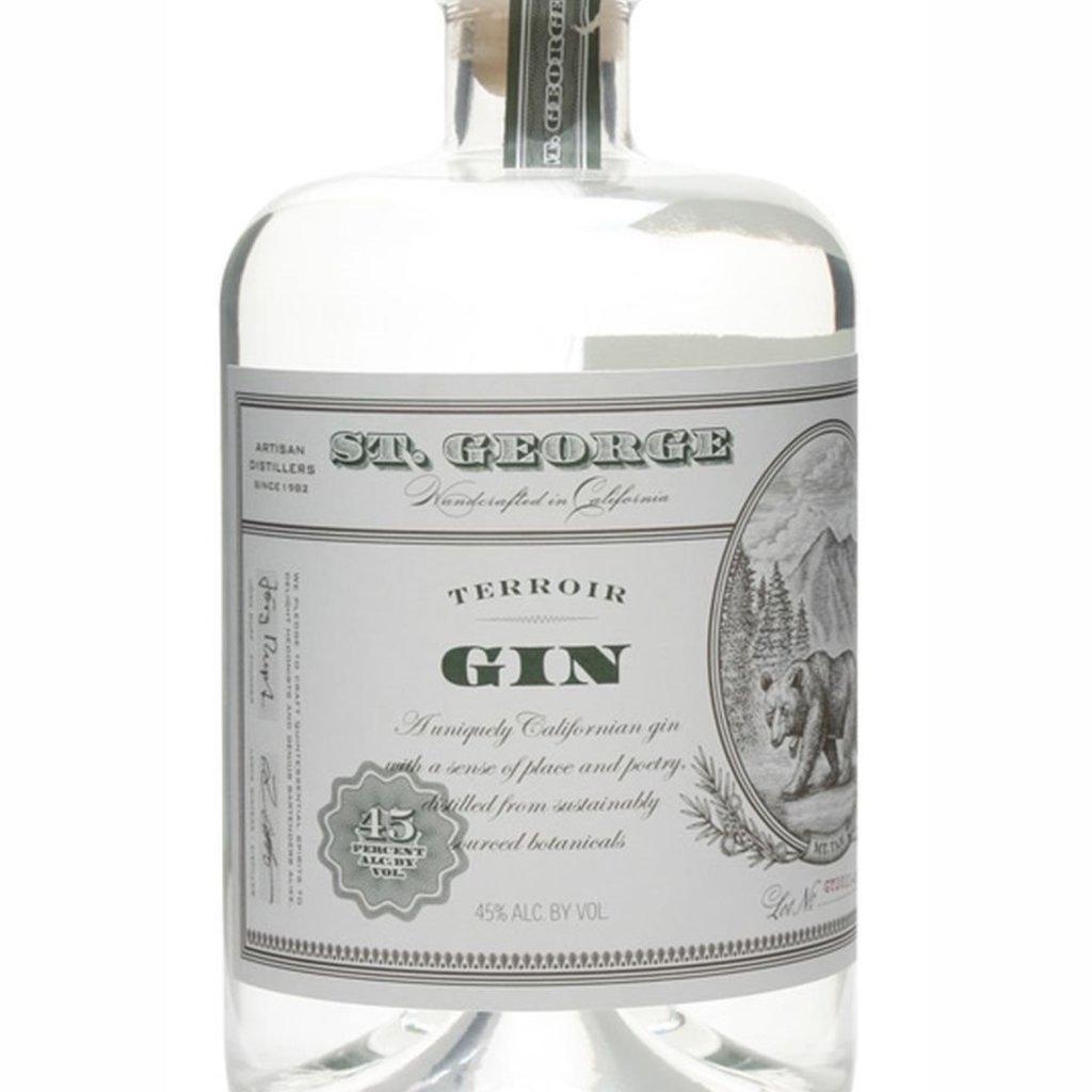 St. George Spirits Terroir Gin