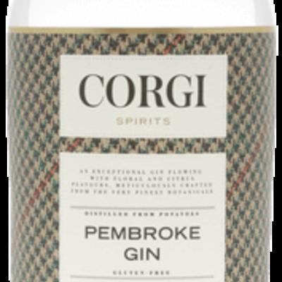 Corgi Spirits Pembroke Gin