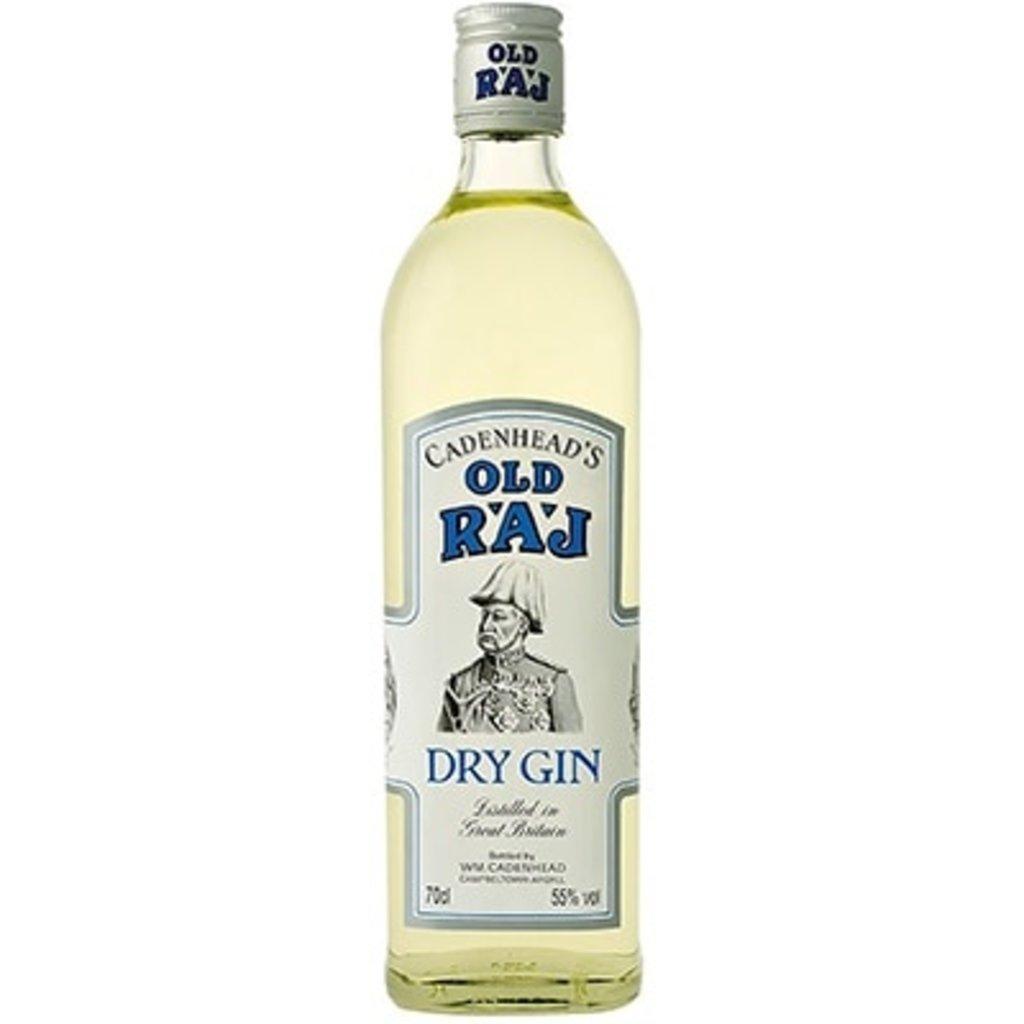 Cadenhead's Old Raj Blue Label Dry Gin
