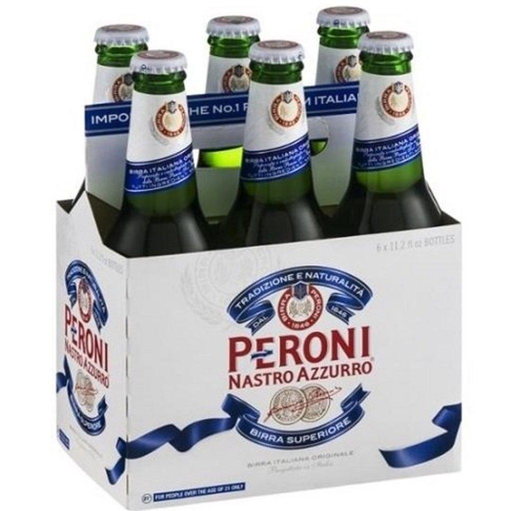 Peroni Nastro Azzurro 6-Pack