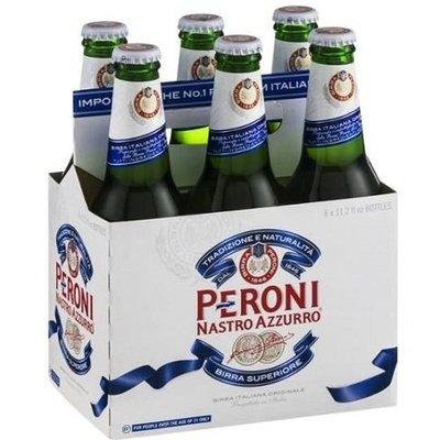 Peroni Nastro Azzurro, 6-Pack