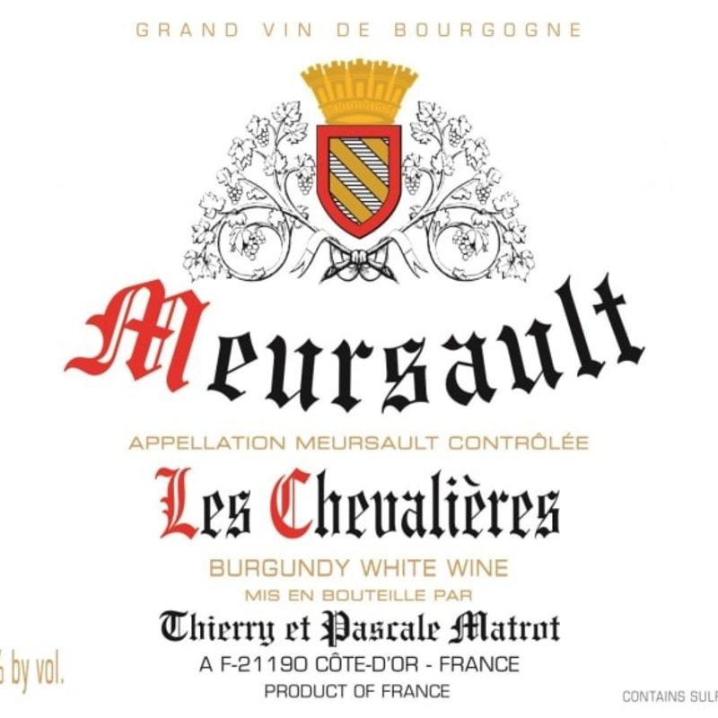Domaine Matrot Meursault Les Chevalieres 2017