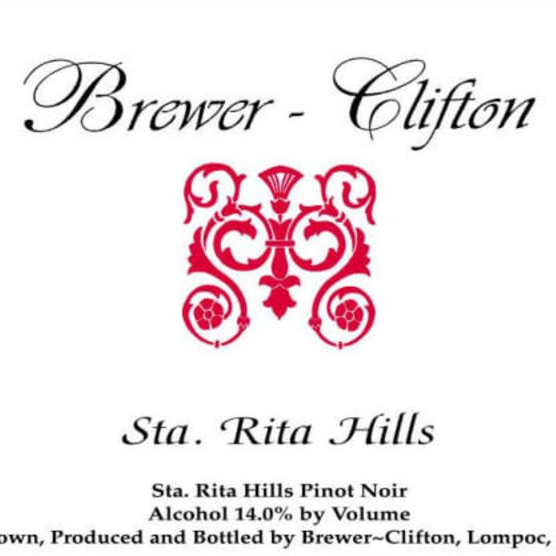 Brewer Clifton Sta. Rita Hills Pinot Noir 2018