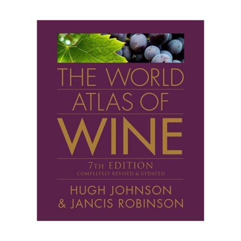 World Atlas of Wine, 7th Edition