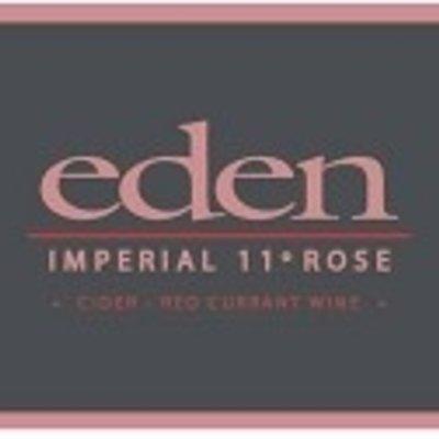 Eden Imperial 11 Red Currant Rosé Cider 375mL