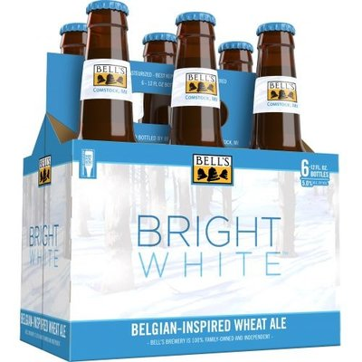Bell's Bright White Ale 6-Pack