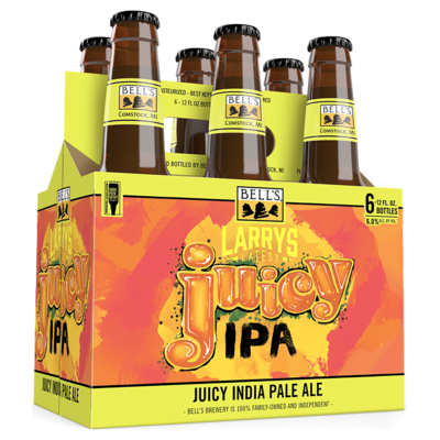 Bell's Larry's Latest Juicy IPA 6-Pack