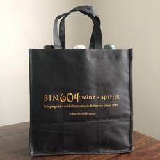 Bin 604 Wine + Spirits Bin 604 6-Bottle Wine Tote