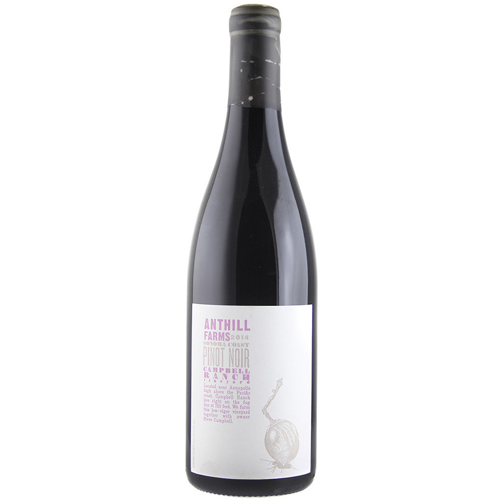 """Anthill Farms """"Campbell Ranch"""" Pinot Noir 2017"""