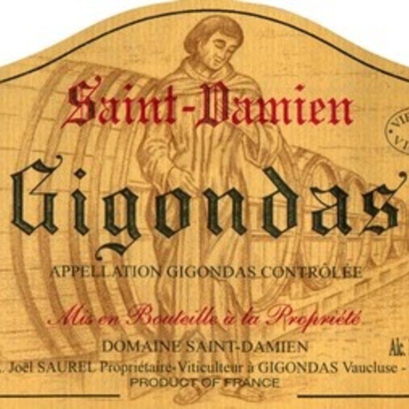 Domaine Saint Damien Vieilles Vignes Gigondas 2018