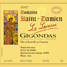 """Domaine Saint Damien """"La Louisiane"""" Gigondas 2018"""