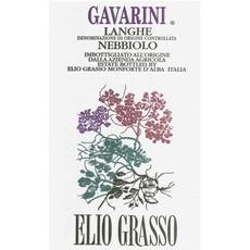Elio Grasso Gavarini Langhe Nebbiolo 2019