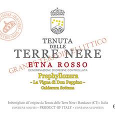 "Terre Nere Prephylloxera ""Don Pepino"" Etna Rosso 2018"