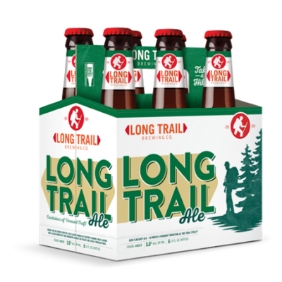 Long Trail Brewing Company Amber Ale 6-Pack