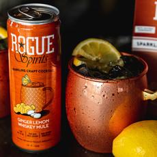 Rogue Ginger Lemon Whiskey Mule 4-Pack